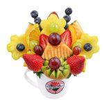 Ovocná kytica Palculienka